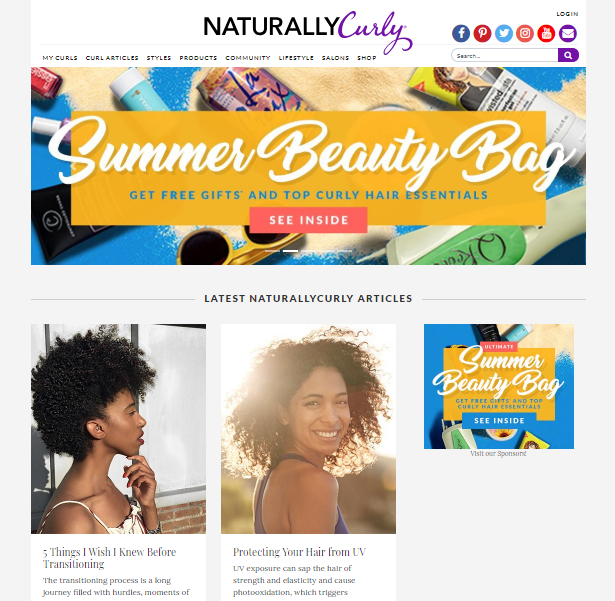 11 Blogs To Follow by Naturally Curly Women - Oyin Handmade